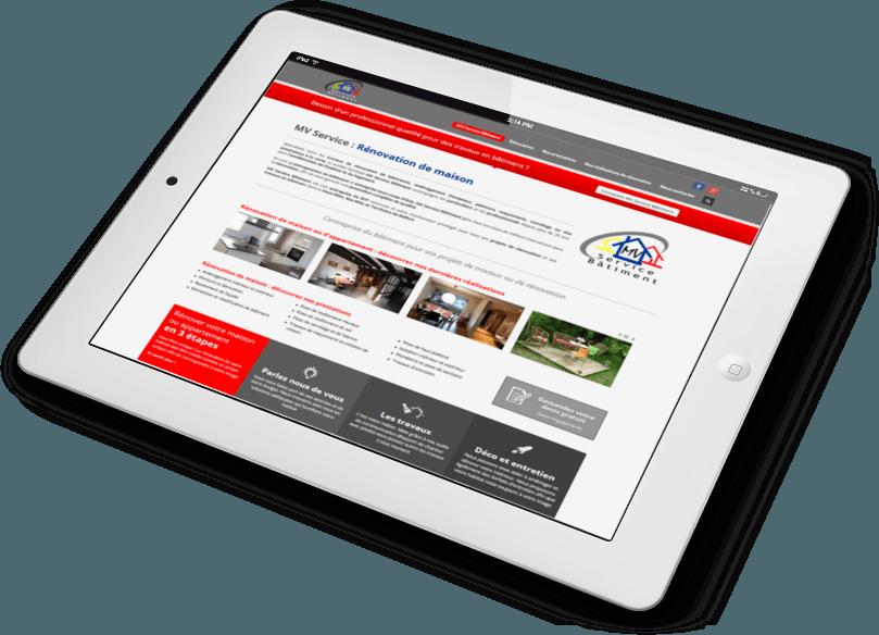 CIBEO Web Agence   votre partenaire webmarketing. site responsive sur  smartphone 791bf0eb4912