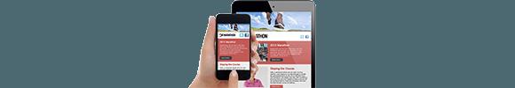 Diffusion et envoi de newsletter site e-commerce